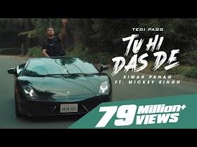 Tu Hi Das De   Tedi Pagg   Simar Panag ft. Mickey Singh   Latest Punjabi Songs 2020