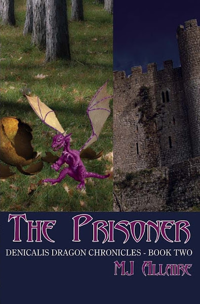 The Prisoner: Denicalis Dragon Chronicles - Book Two