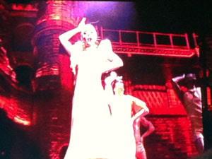 Fã Show Lady Gaga Porto Alegre (Foto: Jessica Mello/G1)