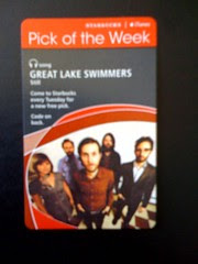 Starbucks iTunes Pick of the Week - Great Lake Swimmers - Still