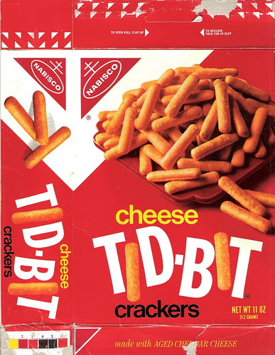 Nabisco Cheese Tid-Bit