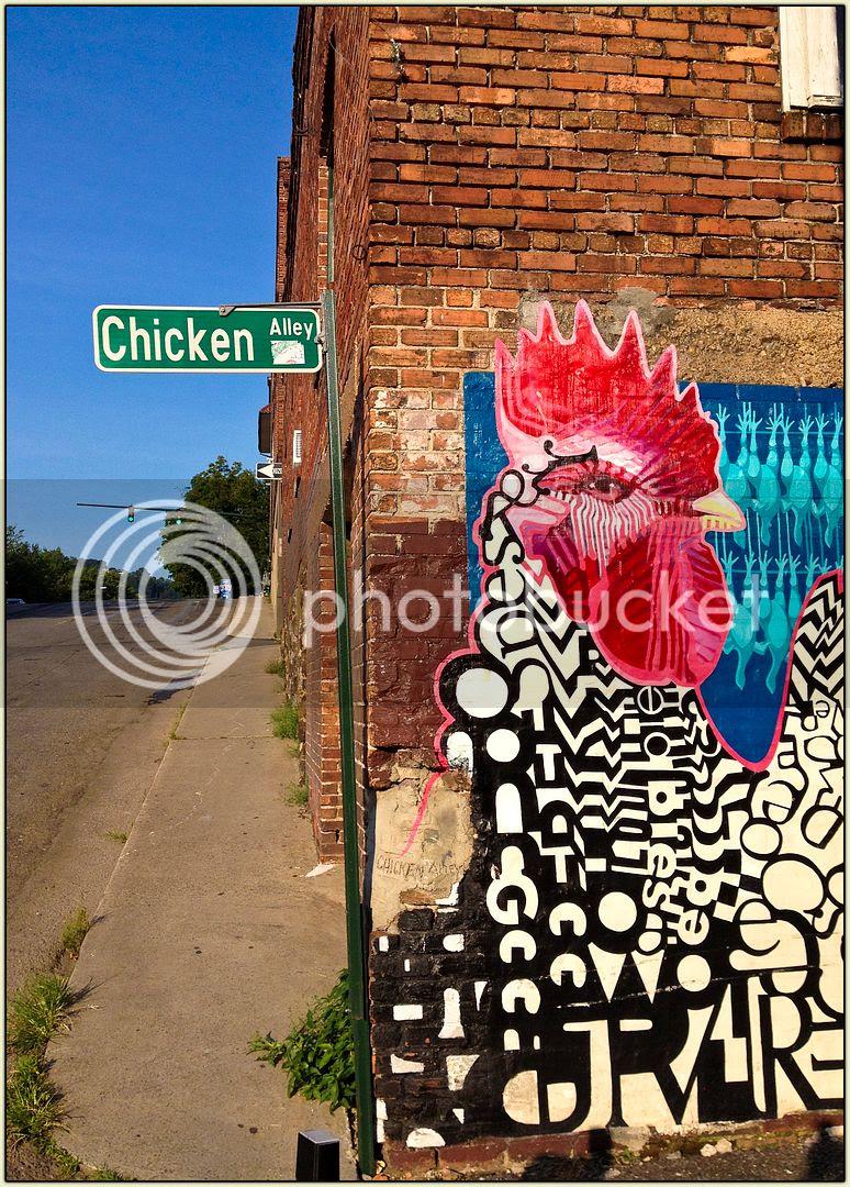 Chicken Alley