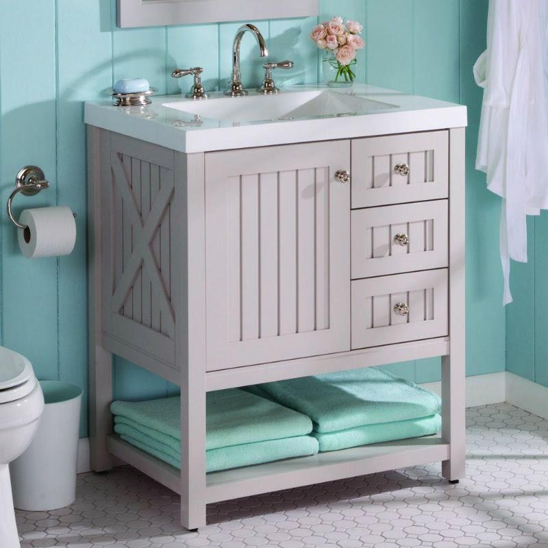 42 Benton Collection Victorian Cottage Style Knoxville Bathroom Vanit Chans Furniture