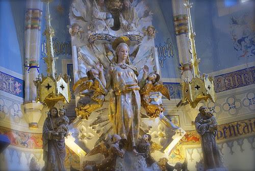 Retaule Santa Maria by Xevi V