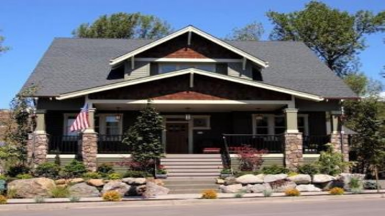 Arts and Crafts Bungalow Homes Craftsman Bungalow Style ...