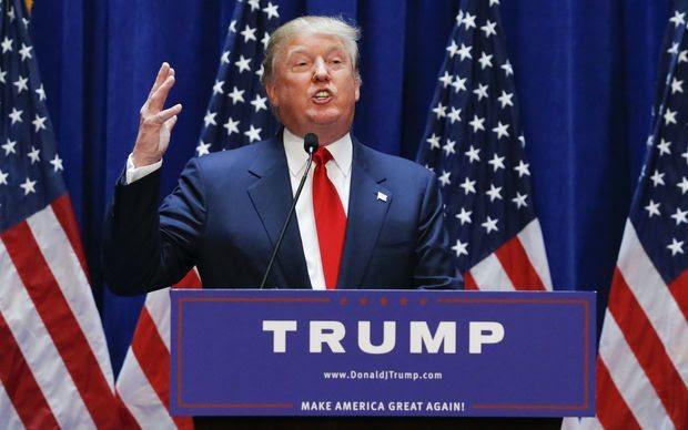 Eight Col Trump