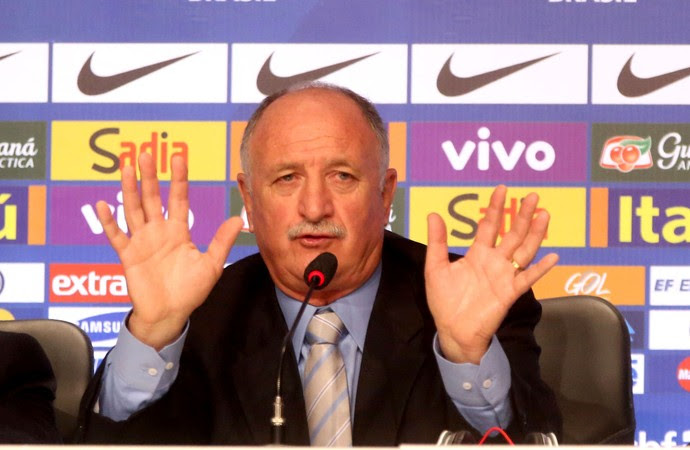 Luiz Felipe Scolari felipão convocação (Foto: André Durão)