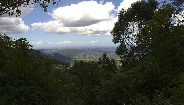 Mount Nebo Summit