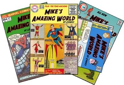 Mikes Amazing World Of Dc Comics