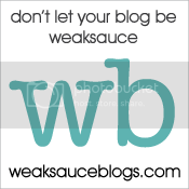 Weaksauce Blogs