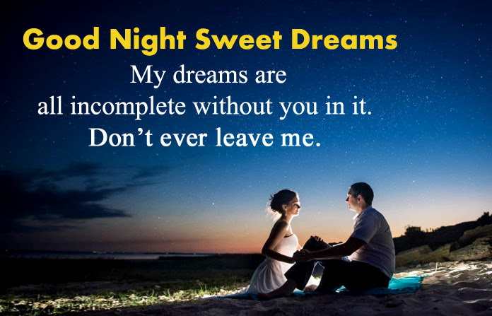Hindi Shayeri Romantic Good Night Images With Love Quotes