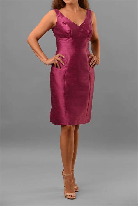 Loanables:Anna Elyse Silk Bridesmaid Dress Rental located