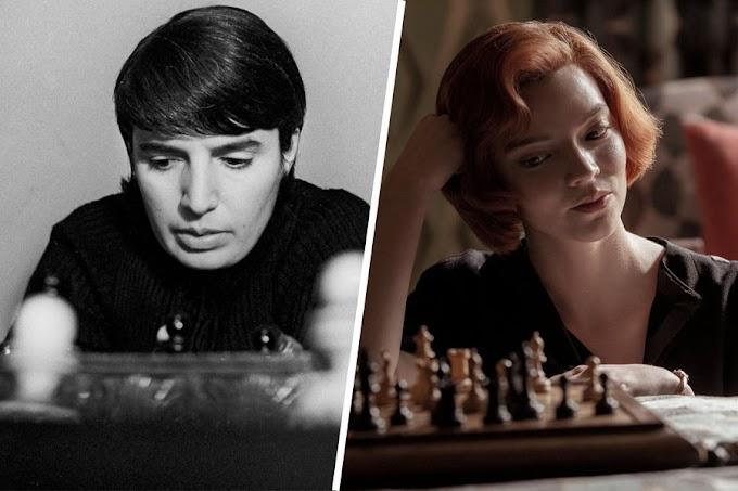 «Назвали русской — это оскорбление»: советская шахматистка судится сNetflix