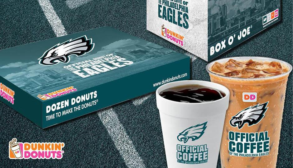 Dunkin' Donuts Just Ruined Your Eagles Season - Philadelphia Magazine