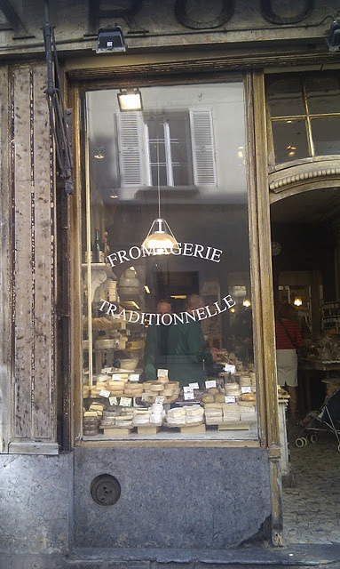 Fromagerie…