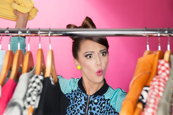 Tips mencari pakaian sesuai dengan bentuk badan.