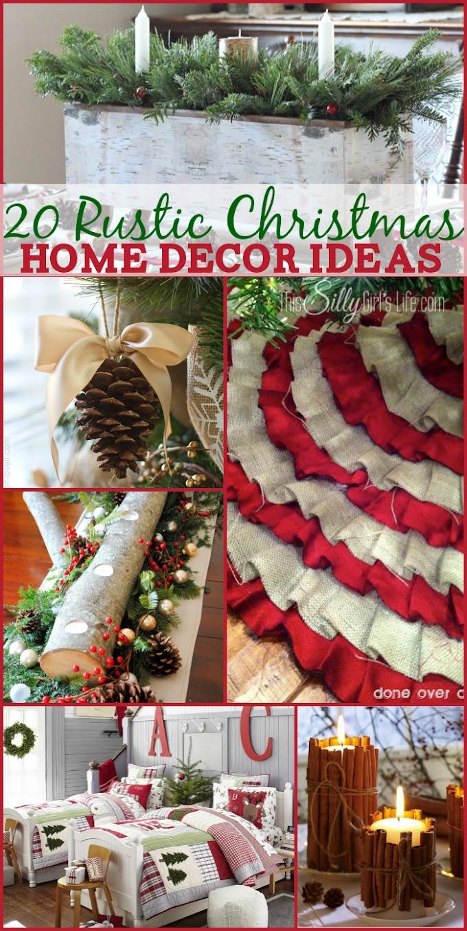 Unique Christmas Home Decor Idea Gallery