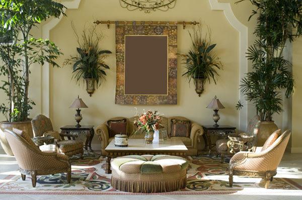 Mediterranean Decorating Style | InteriorHolic.
