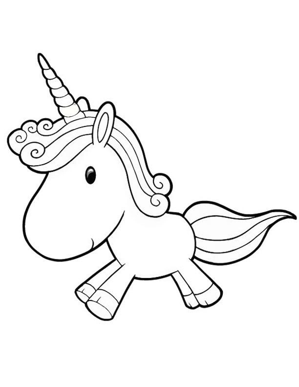 Coloring Sheet Printable Unicorn Coloring Pages Coloring And Drawing