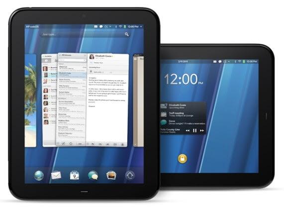 OhRlT Amazon afirma que la HP TouchPad se lanzará el 17 de julio