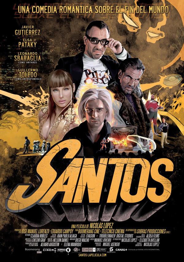Santos (Nicolás López, 2.008)