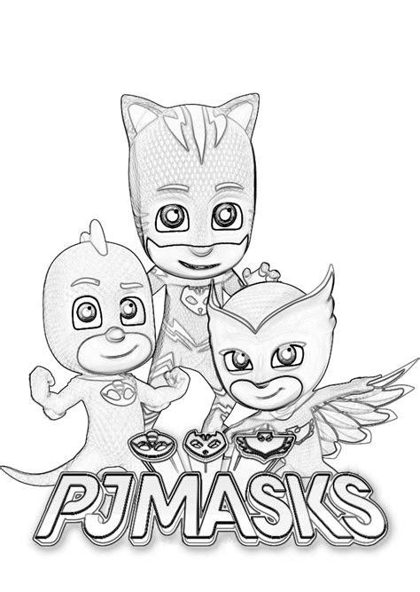 pj masks  cat car coloring pages clip art library