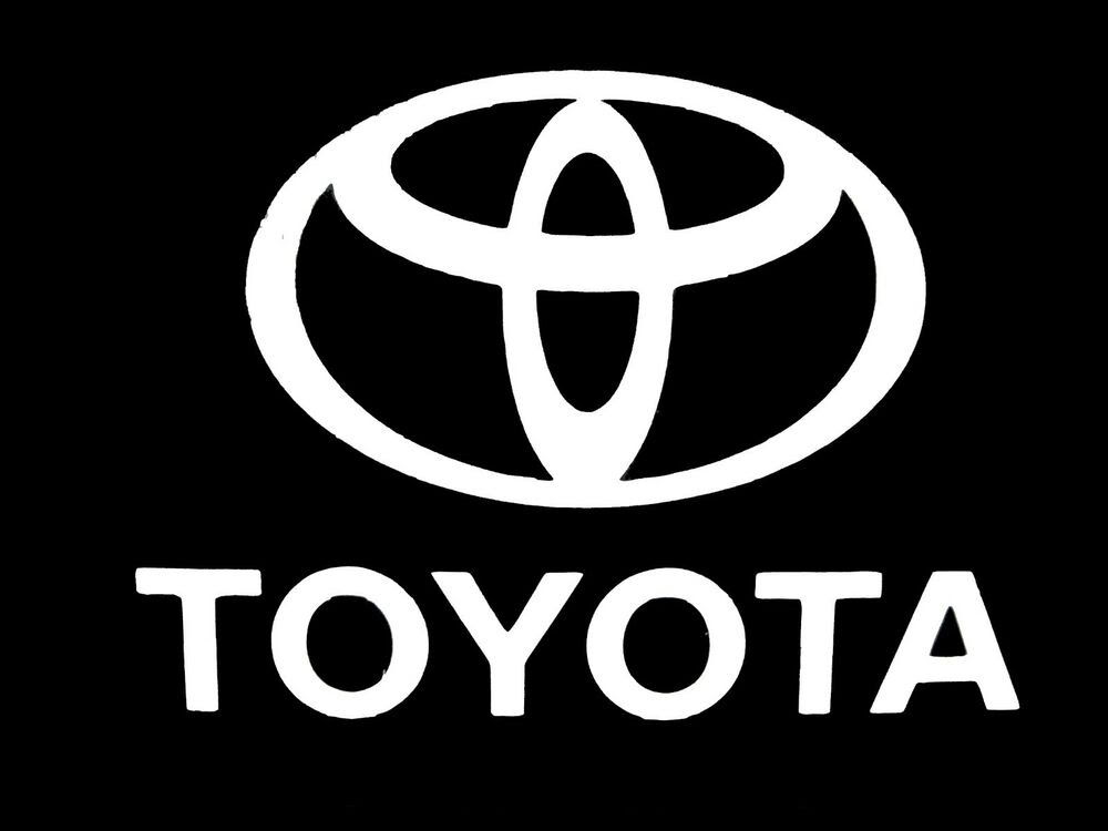 Sports mind powered by Toyota #7 Decals Stickers Graphics ...