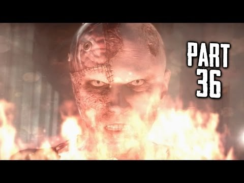 Gameplay The Evil Within Walkthrough Part 36 PS4