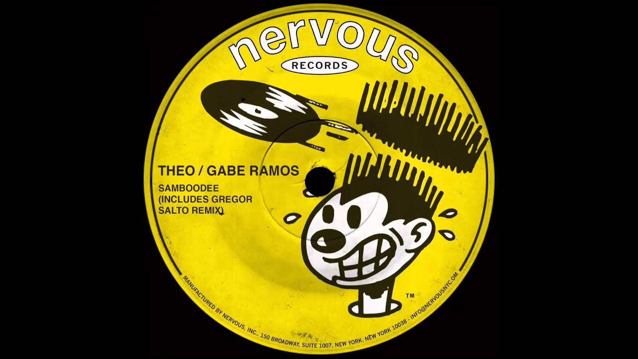 Theo / Gabe Ramos - Samboodee (Gregor Salto Club Mix)