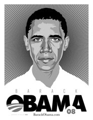 Barack Obama by CRO