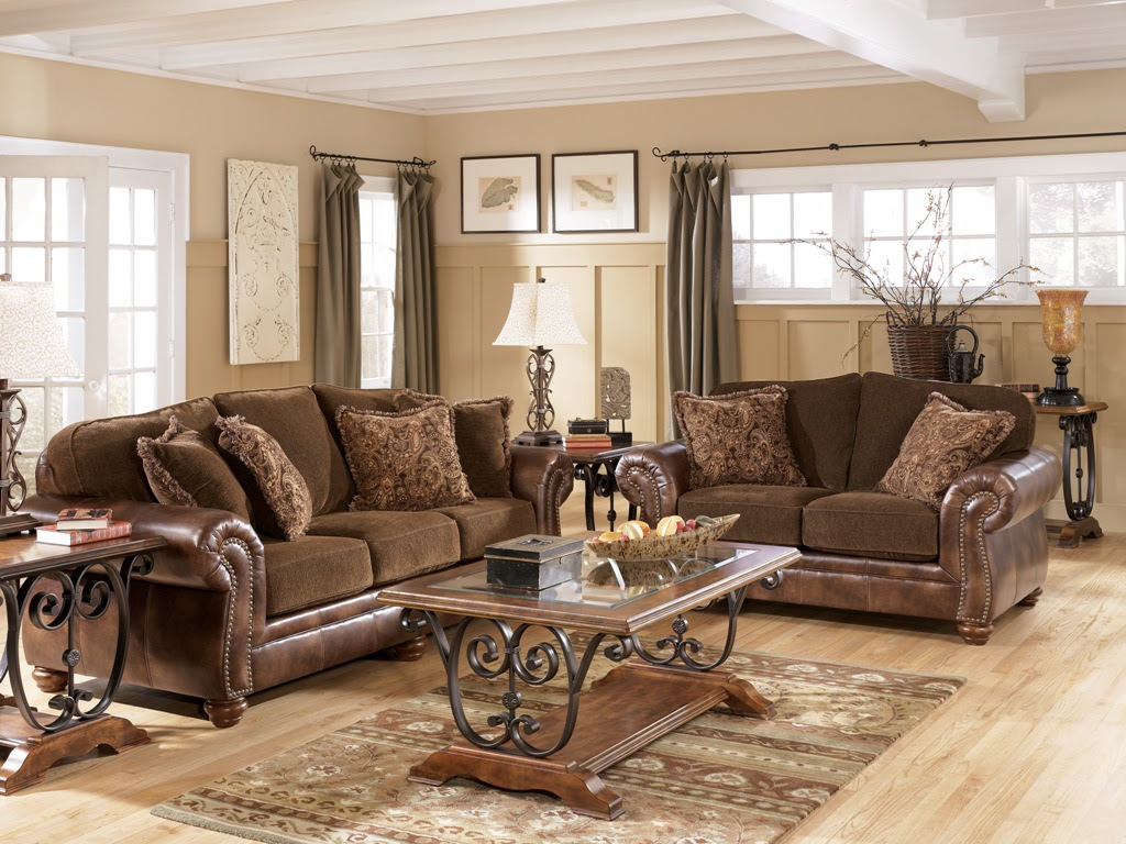Furniture > Living Room Furniture > Living Room Set > Styled ...