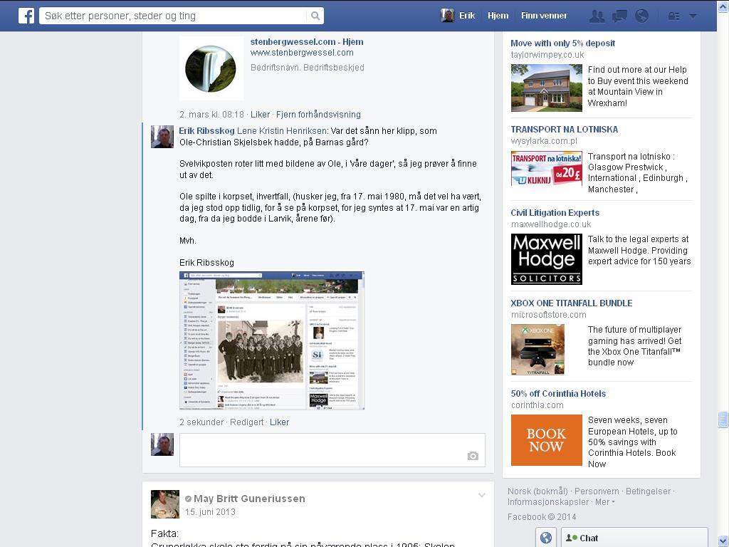 facebook grunerløkka