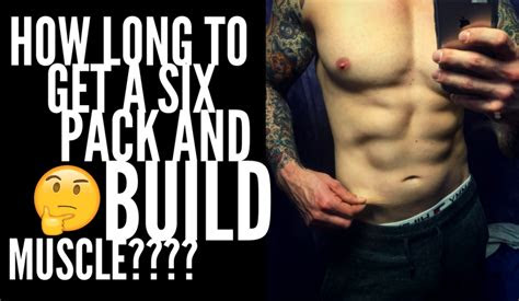 long       pack abs  build muscle