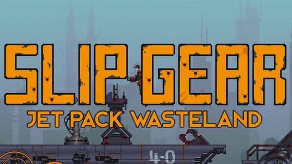 Slip Gear: Jet Pack Wasteland v1.1.6 Apk Mod [Money]