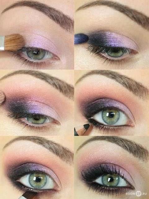 20 Easy Blue Eyes Makeup Tutorials for Beginners | Styles ...