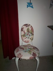Thrifted Chair