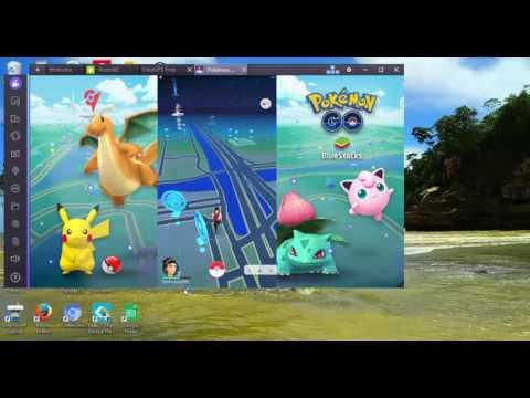Maen Pokemon GO Dengan Fake GPS (Tanpa harus ribet jalan-jalan)