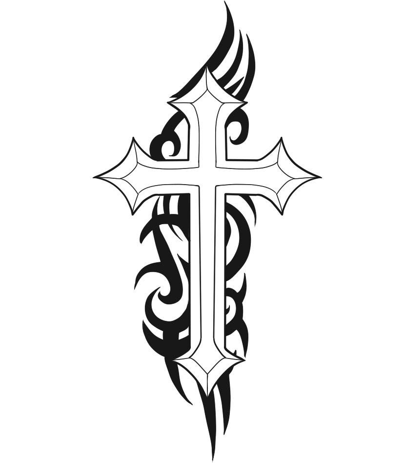 Cross Tattoos Designs, Ideas and Meaning | Tattoos For You ...
