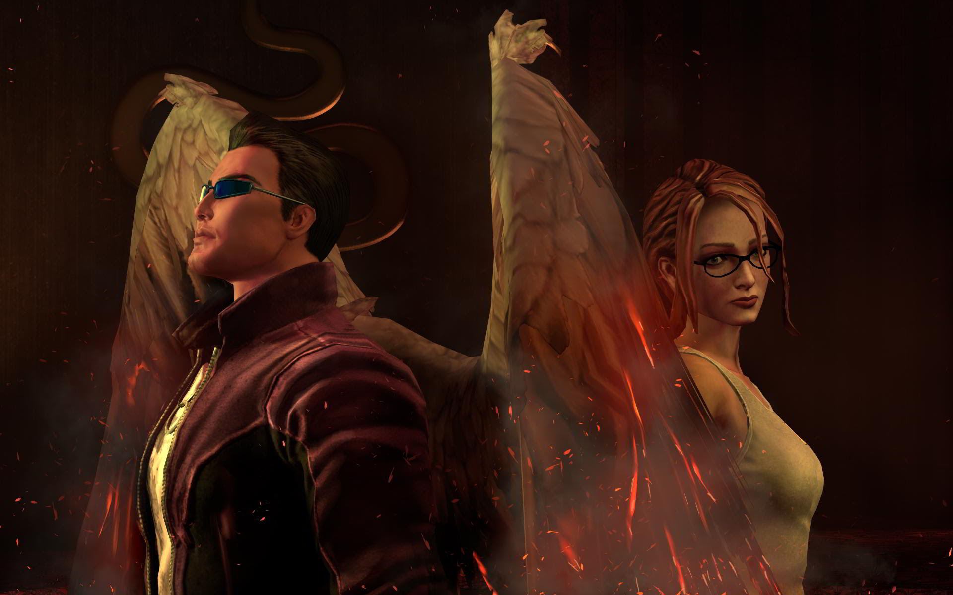Saints Row Gat Out Of Hell Expands Volition S Gang Fantasy Series