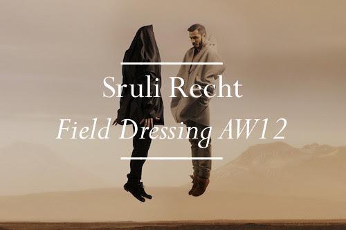 Sruli Recht AW12 Feature Button