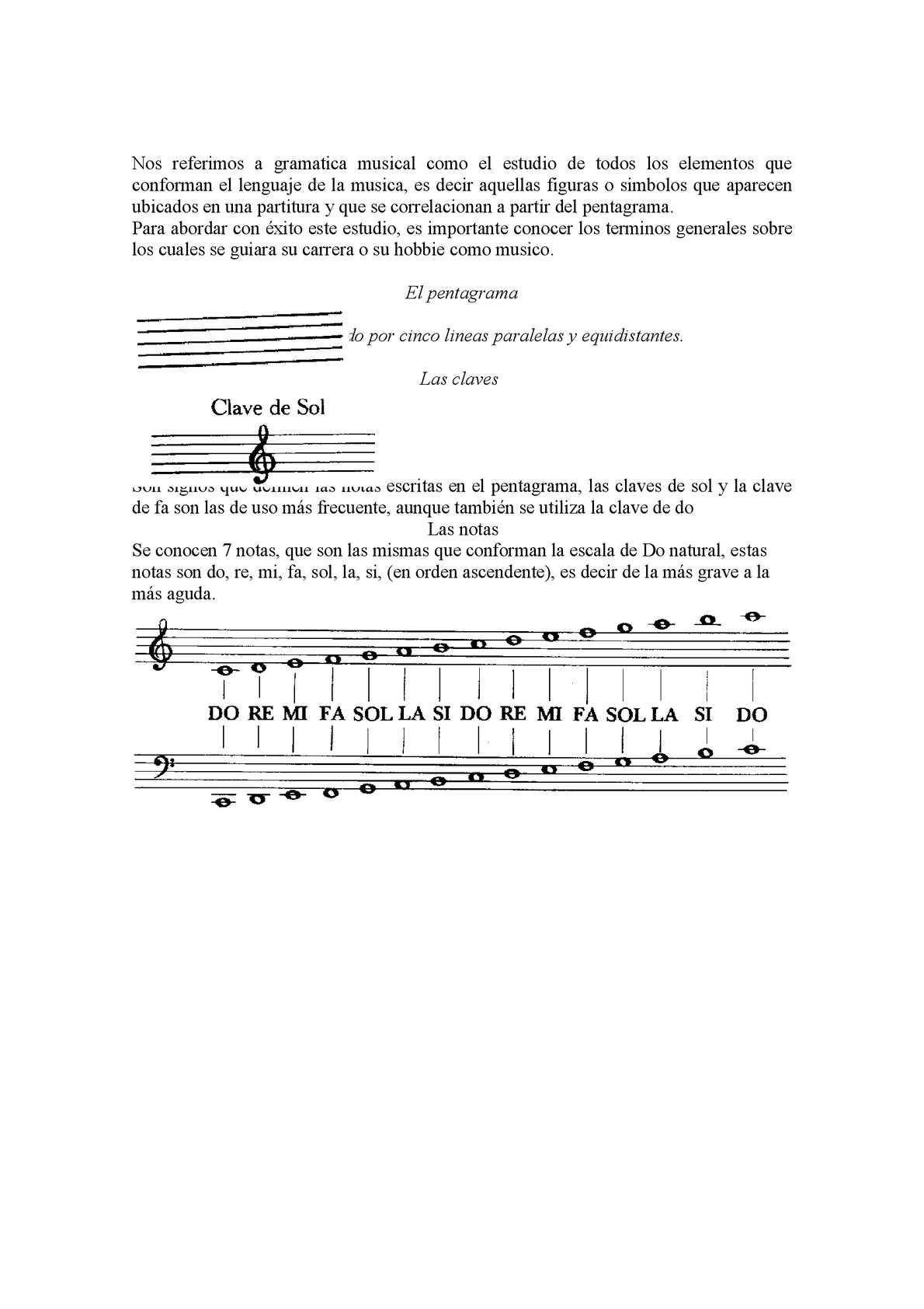 Calaméo Gramática Musical