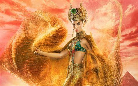 Hathor Goddess of Love Gods of Egypt Wallpapers   HD