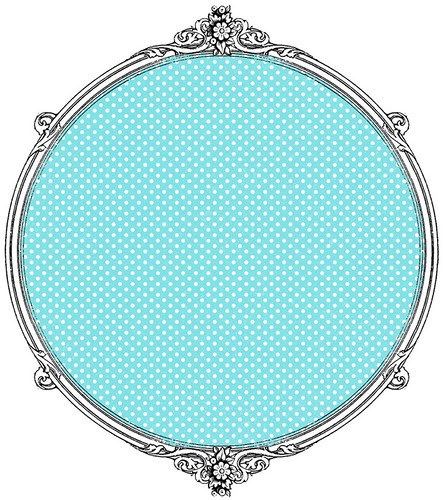 Turquoise Tiny Dot distress paper - free printable paper SAMPLE