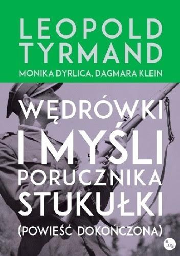 Okładka książki Wędrówki i myśli porucznika Stukułki (powieść dokończona)
