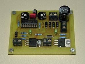 Kiểm soát động cơ Pwm Mosfet với TL494