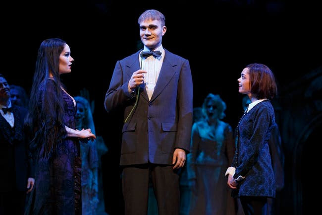 The Addams Family A New Musical Comedy Hits Singapore at the Resorts World Sentosa.08