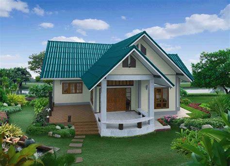 fresh simple small house design  unique  modern