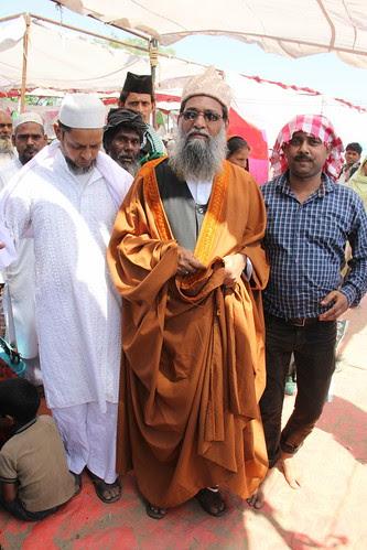 Badshah Bhai..Of Zinda Shah Madar Makanpur by firoze shakir photographerno1