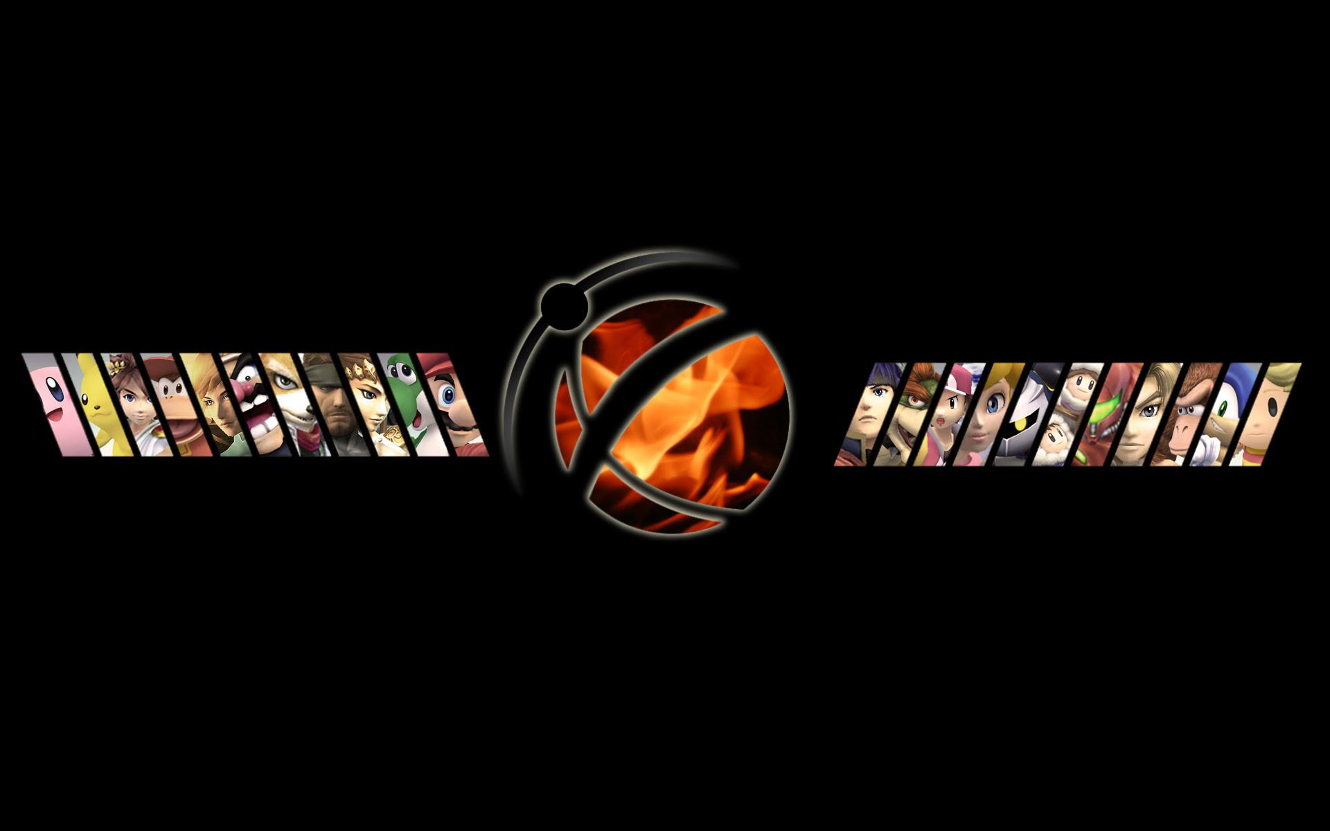 Super Smash Bros Wallpaper 1920x1200 52719