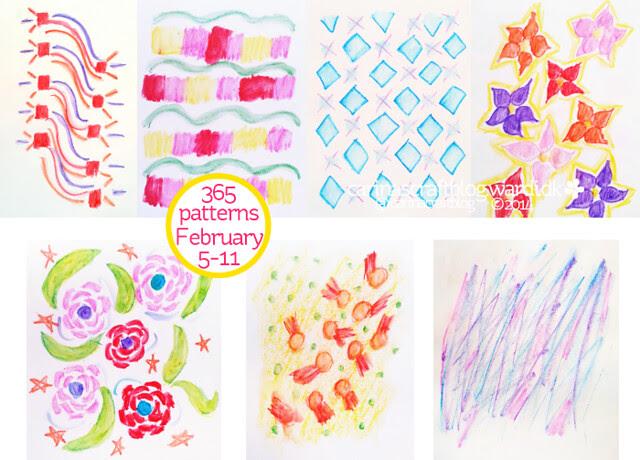 5-11 February - 365 patterns